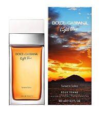 LIGHT BLUE Sunset In Salina Dolce & Gabbana 3.3 oz EDT spray Women Perfume 100ml