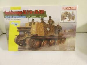 Prod H 1 ig Geschutzwagen Fourrure Nobe Crew Gun S 35 38 33 6857 1 Dragon Initiale waq7SXX
