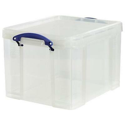 3 x 'REALLY USEFUL STORAGE BOX' 64 LITRE -  NEW +24h DEL