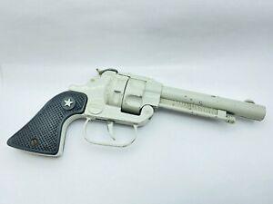 REVOLVER NAGAN jouet pistolet pistolet vintage URSS métal militaire pistolet soviétique Holster