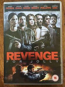 Oscar-Isaac-Kristen-Wiig-Elijah-Wood-REVENGE-FOR-JOLLY-2013-Comedy-UK-DVD