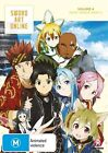 Sword Art Online - Fairy Dance : Vol 4 : Part 2 : Eps 20-25 (DVD, 2014)