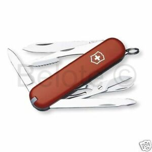 Victorinox Swiss Army Executive Red 53401 New In Box Ebay
