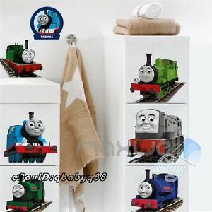 thomas amp friends train removable wall sticker decals decor magnificent thomas wall decals home design 929