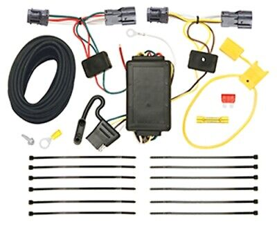 Trailer Hitch Wiring Tow Harness For Hyundai Tucson 2014 ...