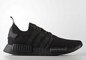 IN-HAND-Adidas-NMD-R1-PK-Japan-Triple-Black-Sizes-7-5-13-BZ0220-w-Receipt