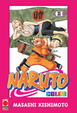 Naruto Color N° 35 Planet Manga ITALIANO NUOVO #NSF3