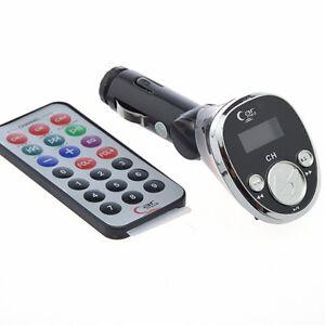Transmetteur-FM-Audio-MP3-Cle-USB-Carte-Micro-SD-Auto-Allume-cigare-BK
