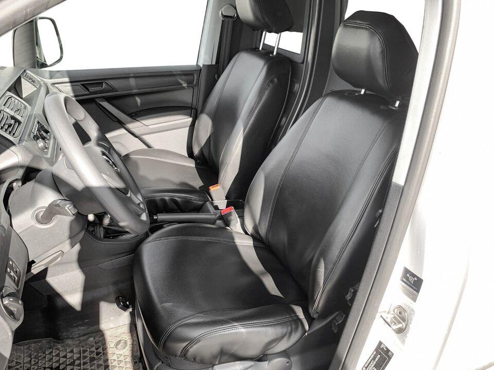VW Caddy 2,0 TDi 102 DSG BMT Van Diesel aut. Automatgear