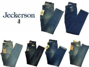 Jeans-JECKERSON-Uomo-Mod-JASON-Tanti-Lavaggi-Trova-il-Tuo-ORIGINALE-e-NUOVO