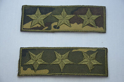 MEDAL RIBBON ARMY NAVY  Embroidered Sew Iron On Cloth Patch Badge APPLIQUE
