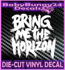 Bring Me The Horizon Laptop Car Decal Vinyl Sticker