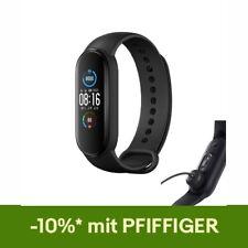 "Xiaomi Mi Band 5 Fitness Tracker Armband 1,1"" Amoled Push Info Sport Monitor EU"