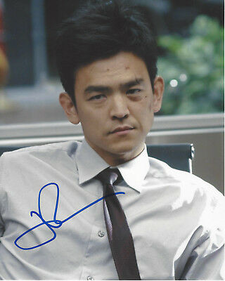 Selfless John Cho Signed Authentic 'star Trek' 8x10 Photo B W/coa Harold & Kumar Actor Famous For Selected Materials Delightful Colors And Exquisite Workmanship Novel Designs