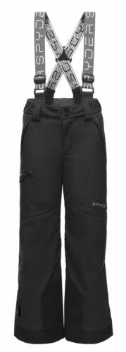 Spyder Kinder Skihose Boy´s Propulsion Pant Primaloft Winterhose Füllung schwarz