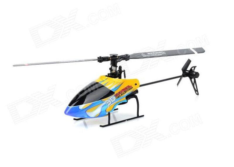Mini Elicottero Radiocomandato 6 Canali Sh6050 2.4Ghz 6CH