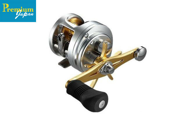 Shimano 12 Calcutta 401F Left Fishing Reel Japan Domestic Version New