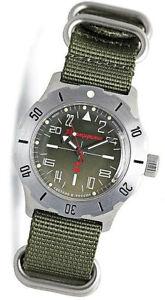 Russian watch VOSTOK Komandirskie mechanical automatic - 350645