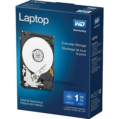 NEW 1TB Hard Drive with Windows 7 Professional 64 Loaded for Dell Inspiron 1440