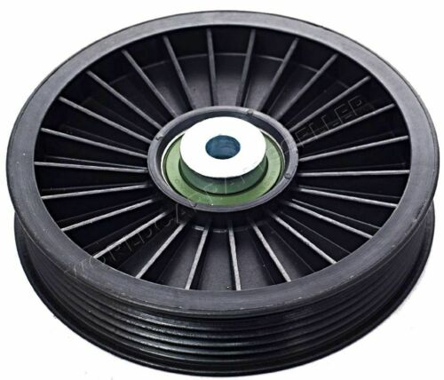 Idler Pulley V-Ribbed Belt Fits OPEL Astra Insignia SAAB 9-5 VAUXHALL 2003