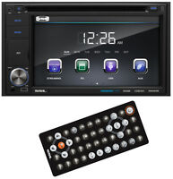Soundstorm 6.2 Touchscreen 2 Din Cd/dvd Player Usb/sd Aux Bluetooth | Dd662b on sale