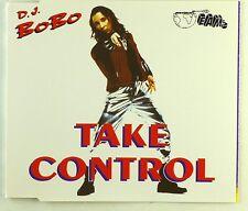 Maxi CD - D.J. BoBo - Take Control - A4691