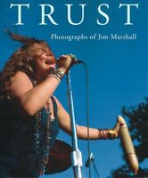 Trust Photographs Of Jim Marshall Omnibus Press Hardcover 000336310