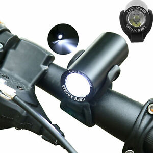 LED-Bicycle-Headlight-Bike-Head-Light-Front-Lamp-Cycling-Horn-USB-Rechargeable