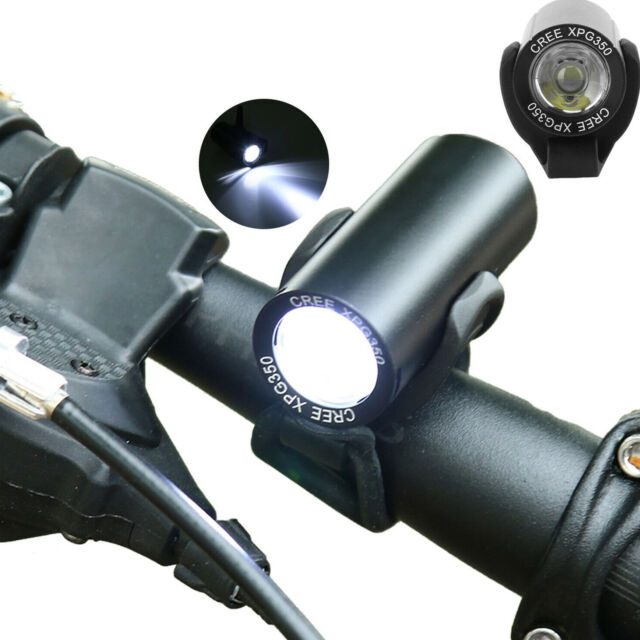 USB Rechargeable LED Bicycle Bike Headlight Front Cycling Head Light Lamp