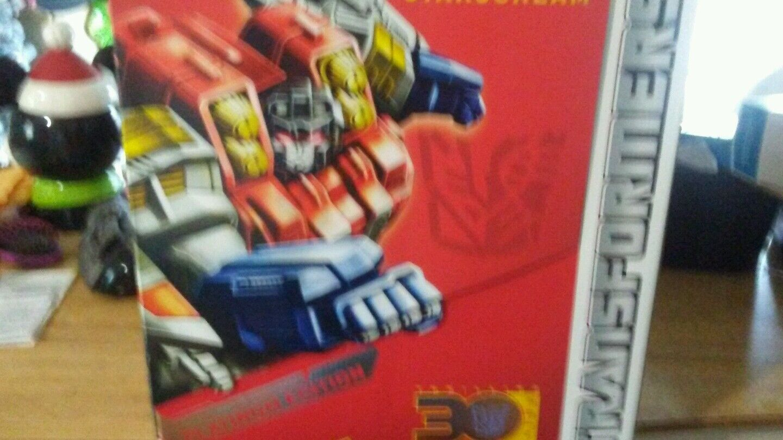 Transformers 2014 Supreme Starscream NEW
