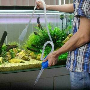 Aquarium-Fish-Tank-Vacuum-Water-Change-Siphon-Gravel-Filters-Pump-Tools-F7A0