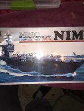 ARII  1/800  USS Nimitz CVN-68 US Navy Nuclear Carrier - Model Kit