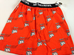 Hooters-Boxer-Shorts-3-PACK-More-Than-A-Mouthful-Authentic-Owl-Girl-Hot-Girl
