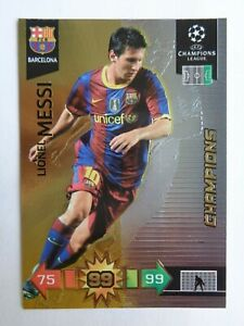 PANINI Adrenalyn XL Champions League 2010//11 ALLE 250 Base Cards All Complete