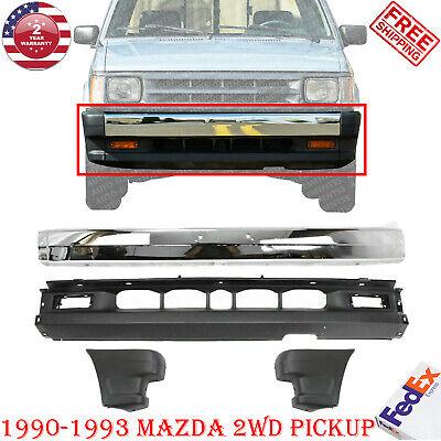 Mazda B2000 B2200 B2600 Front Bumper Valance Carrage Bolt & Nut ...