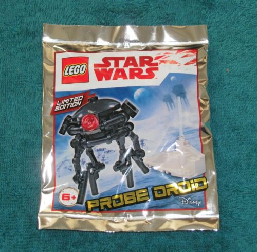 Lego Star Wars 911838 Probe Droid Figurine-New in sealed polybag