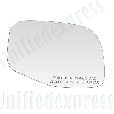 Fits 91-92-93-94 EXPLORER//NAVAJO~RIGHT PASSENGER SIDE~MIRROR-GLASS+ADHESIVE PAD
