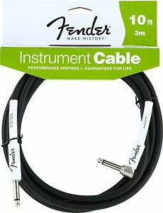 Fender-Performance-Series-Instrument-Cables-for-electric-guitar-bass-guitar