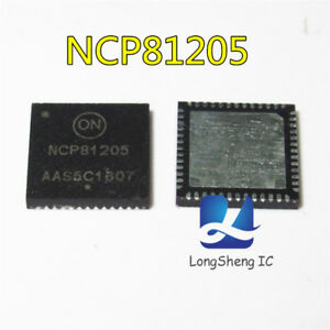 1pcs-NCP81205MNTXG-NCP81205-QFN-52-new