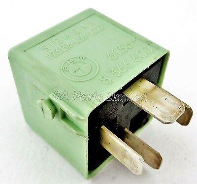 298 BMW 1 3 5 7 6 Series X5 X6 Z4 Mini Green Relay 61366980177 Windscreen Wipers