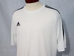 364b177bff54 Adidas Mens Football Estro 15 Jersey T shirt Tee Climalite Soccer ...