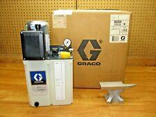 Graco 562839 New Oil Lubrication Pump Injecto Flo E0 1 2 Gallon 115vac