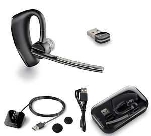 Plantronics Voyager Legend Uc B235 Usb Bluetooth Headset Black 87670 01 Ebay