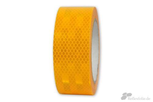 lfm x 50mm 3M™ Engineer Grade Reflexband 3430 RA1 Reflexfolie reflektierend gelb