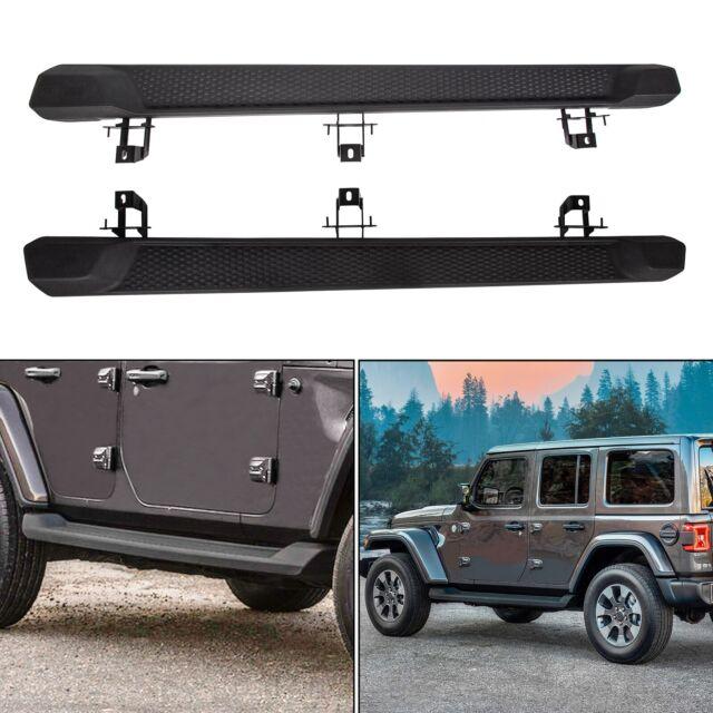 For 2018-2020 Jeep Wrangler JL 4DR Nerf Bar Side Step