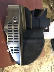 Audi-TT-8n-Aluminium-Footrest-Dead-Pedal-8n2864777A-Black-RHD