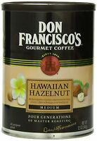 Don Francisco Hawaiian Hazelnut Coffee, 12 Ounce , New, Free Shipping on sale