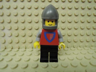 LEGO Ritter Figur Drachenritter in Rüstung Castle Minifig