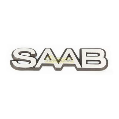 SAAB NEW 95 9-5 650 10-11MY AERO BADGE EMBLEM 12841801 NEW GENUINE SUFFOLK