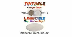 All Fix Epoxy Pool Putty Underwater Swimming Pool Spa Tintable To Match Pool Ebay